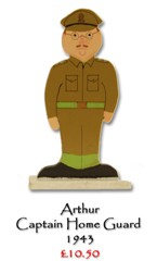 Captain, Home Guard - £10.50
