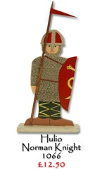 Hulio, Norman Knight - £12.50
