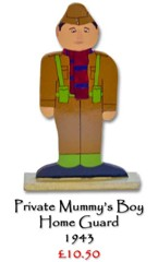 Private Mumy's Boy, Home Guard - £10.50