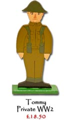 Tommy, Private WW2 - £18.50