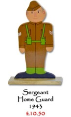 Sergeant, Home Guard - £10.50